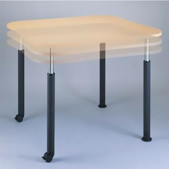 KOYO Adjustable Table Legs