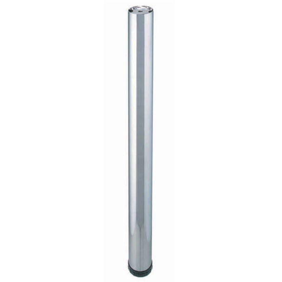 "E-Leg 60mm (2-3/8""), Satin Nickel"