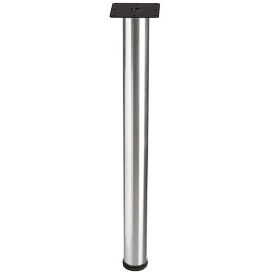 Table Bases Table E Legs 60mm 2 38 Diameter with  : ha 63561275 s3 from www.kitchensource.com size 550 x 550 jpeg 8kB