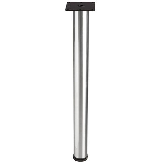 "Table E-Legs 50mm (2"") Diameter with Adjustable Foot"