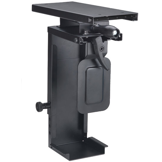 Hafele - CPU Holder with Swivel and Extension