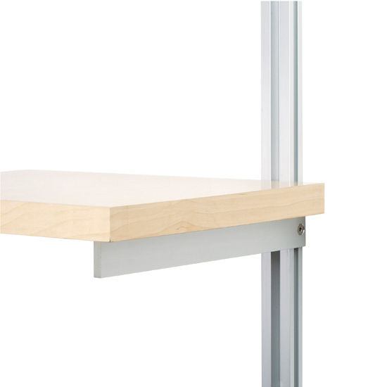 Office Accessories Wall Standard For 21c System Aluminum
