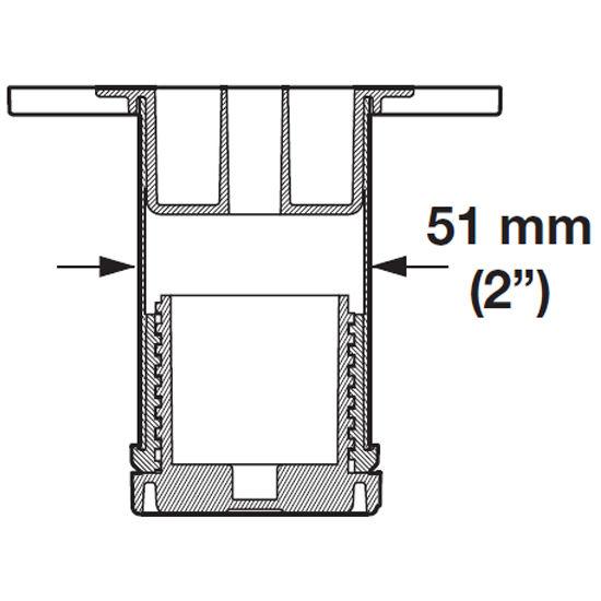 Garage Organization Adjustable Foot Levelers By Hafele