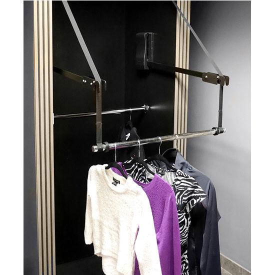 Laundry Room Closet Organization Clothes