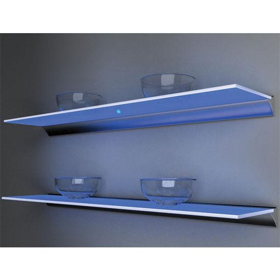 Led Glass Cabinet Shelf Light: Hafele Loox 12V LED #2006 Illuminated