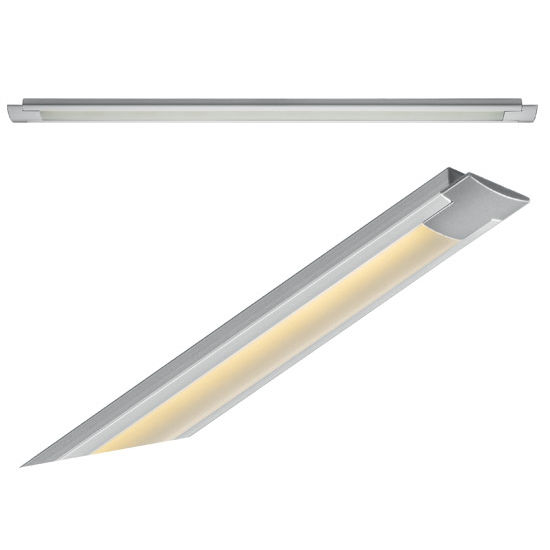 View Larger Image - Cabinet Lighting, Loox LED 24V #3020 Recessed Mounted, High