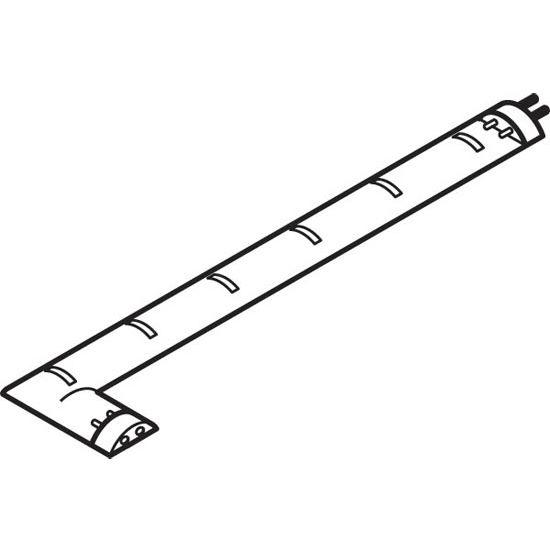 Hafele HA-833.77.053 Loox LED 24V 3011 L-Corner Ribbon 0.4W Warm White 3000K - Cool White 5000K