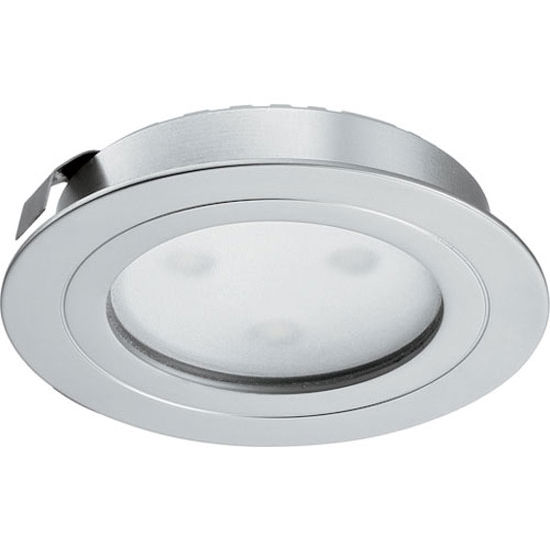 Cabinet lighting hafele loox 350ma led 4009 round puck light with view larger image aloadofball Choice Image