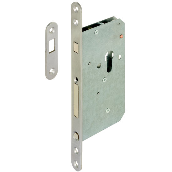 Door Hardware Pocket Door Mortise Lock For Wood Doors