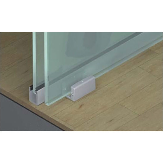 Hafele Porta 100 Gwf Fitting Set Sliding Door Hardware