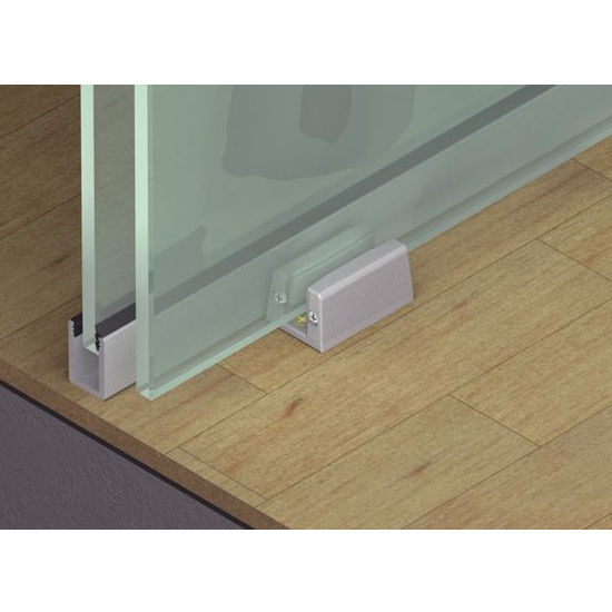 Sliding Door Hardware Hafele Porta 100 Gfo Fitting Set