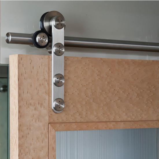 Hafele Sliding Door Hardware Flatec I Sliding Door