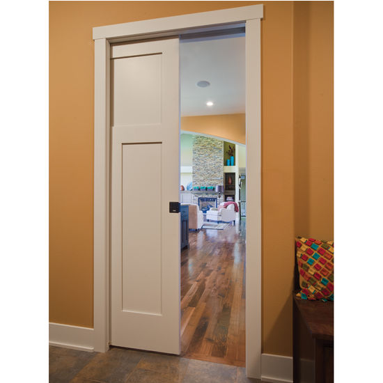 Hafele Slido Classic 80-P - Sliding Wood Door Hardware, Top Hung System