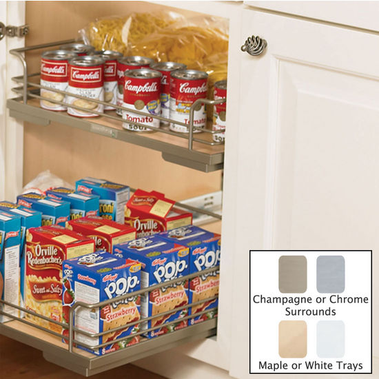 Cabinet Organizers Hafele Individual Cabinet Drawer PullOuts