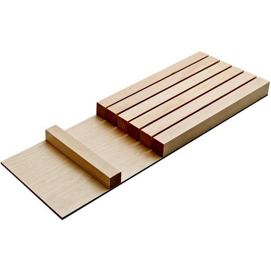 Free shipping on hafele fineline knife holder for In drawer knife mat