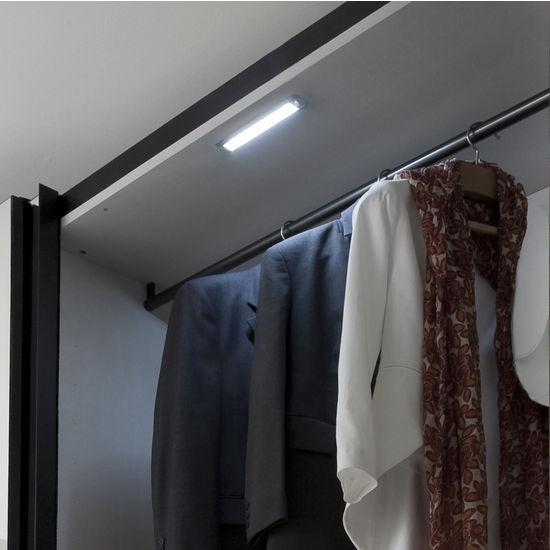 Hafele Luminoso 12V LED Capri Light with Motion Sensor, Recess Mounted