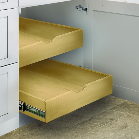 Hafele Pantry Roll-Out Shelf