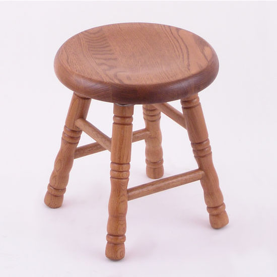 Holland Commercial Oak Saddle Dish Bar Stool Hb Sc Sd
