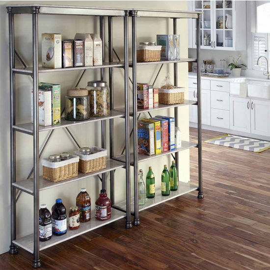 Home Styles The Orleans Multi Function Four Tier Shelf