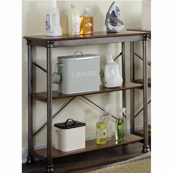 Home Styles The Orleans Multi-Function Two Tier Shelf
