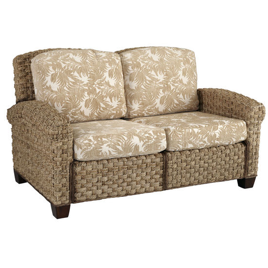 Home Styles Cabana Banana II Love Seat, Honey