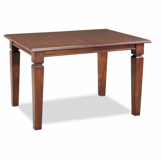 Home Styles The Aspen Collection Rectangular Dining Table, Rustic Cherry