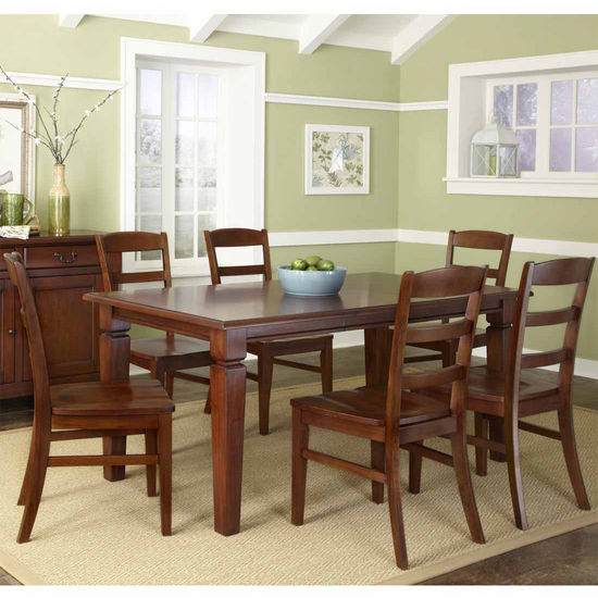 Home Styles The Aspen Collection Dining Set With Dining
