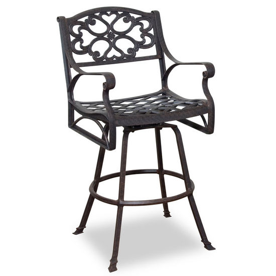 Home Styles Biscayne Bistro Stool