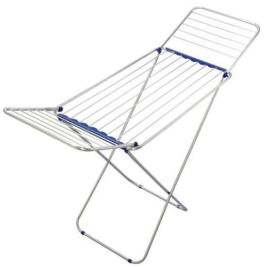 Household Essentials Siena 180 Aluminum Laundry Drying Rack