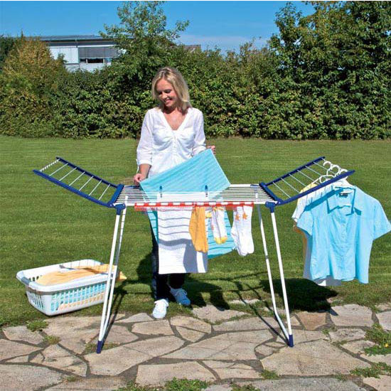 Household Essentials Pegasus 150 Laundry Drying Rack