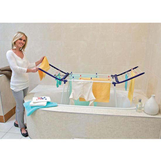 Household Essentials Pegasus 120 Compact Laundry Drying Rack