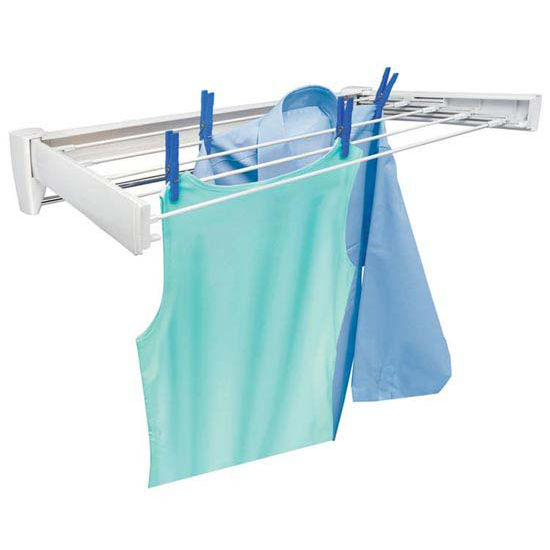Household Essentials Telefix 70 Wall Mount Laundry Drying Rack