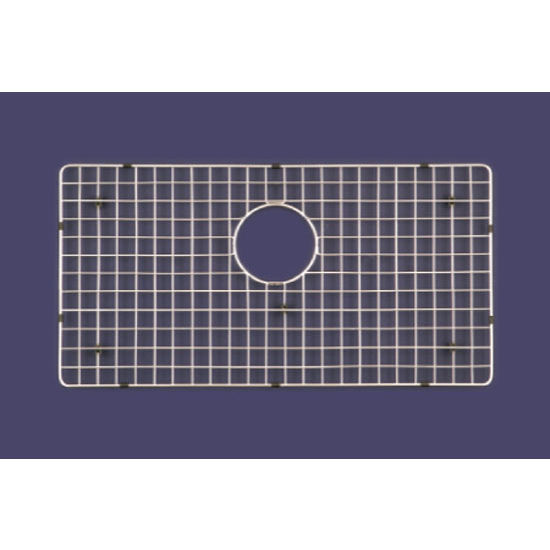 Houzer WireCraft Bottom Grid, 30-1/4''W x 16-1/2''D x 5/8''H