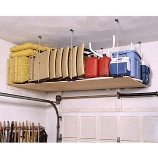 Ceiling Mounted Shelving Hardware
