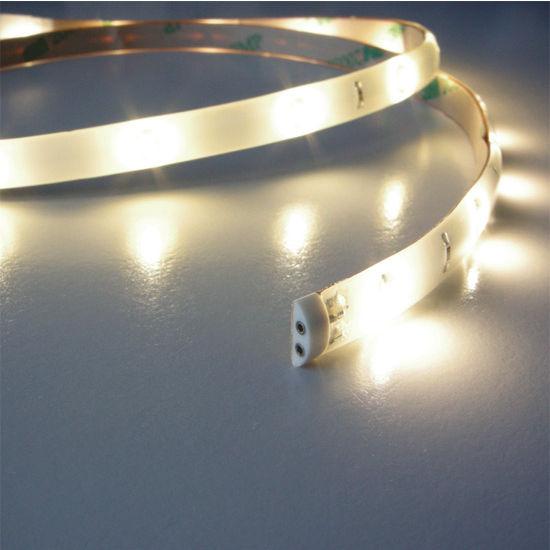 """Hera 24V Tape LED Accent Light, 12"""" length, 0.8 Watt, Warm White"""