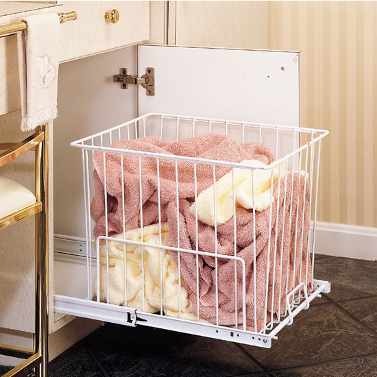 Pull-Out Wire Hamper