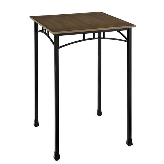 "Home Styles #HS-5050-35, Modern Craftsman Bistro Table, 30"" W x 30"" D x 42"" H"
