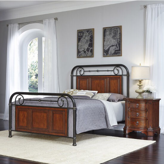 Home Styles Richmond Hill Bed Queen Sized