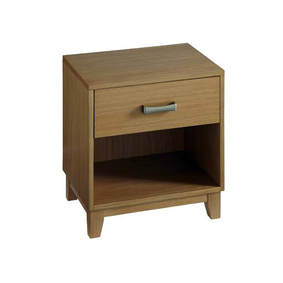 Home Styles The Rave Highlighted Blonde Night Stand, 22'' W x 15-3/4'' D x 24'' H