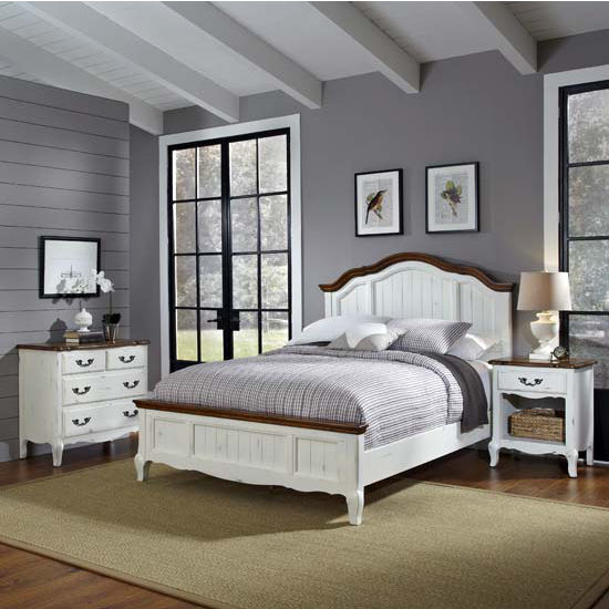 Bedroom Furniture The French Countryside Oak And Rubbed