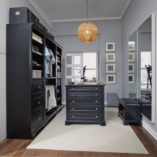 Home Styles Bedford Closet Organizer