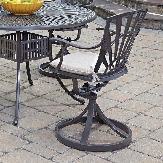 Swivel Chair w/ Cushion