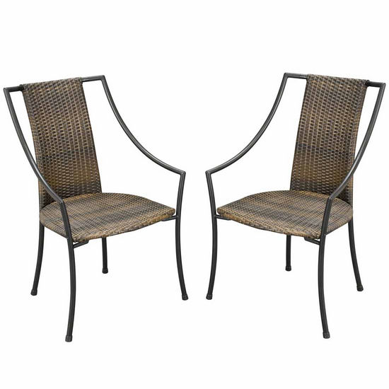 Laguana Dining Chair, Pair