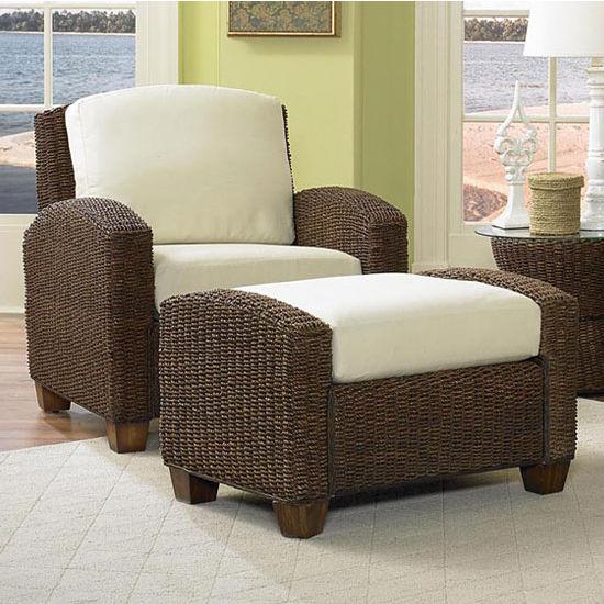 Home Styles Cabana Banana Chair and Ottoman