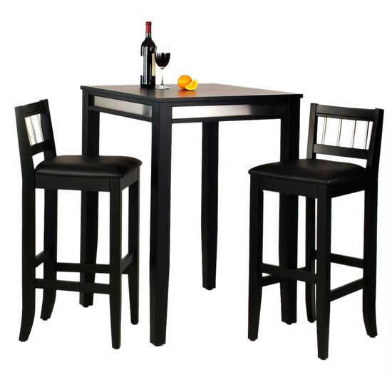 Manhattan Table & Stools