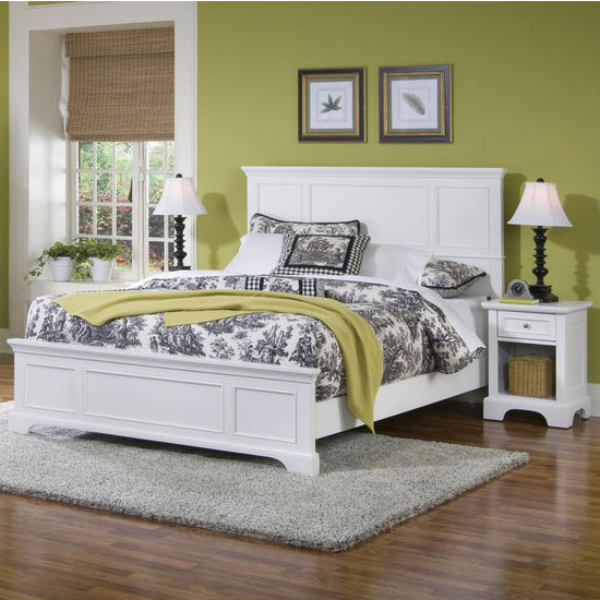 Bedroom Furniture Naples Queen Bed Matching Furniture By Home Styles