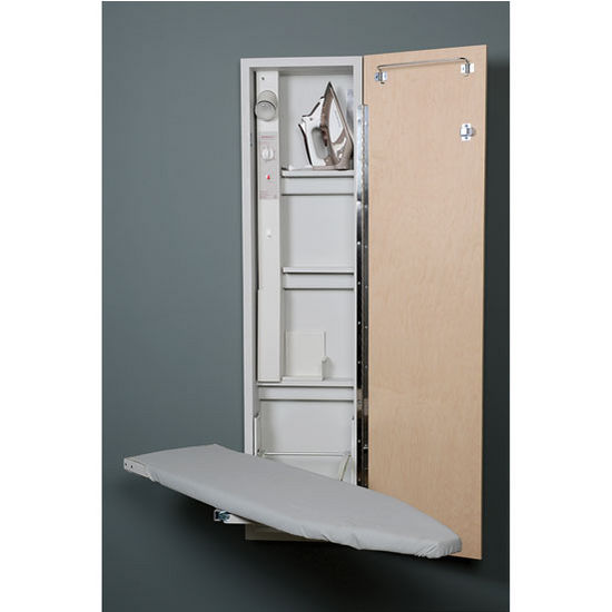 Best Of Recessed Ironing Board Cabinet