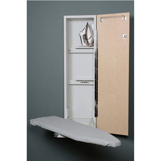 Ane 42 Deluxe Swivel Non Electric Recessed Or Surface Wall Mounted Built In Ironing