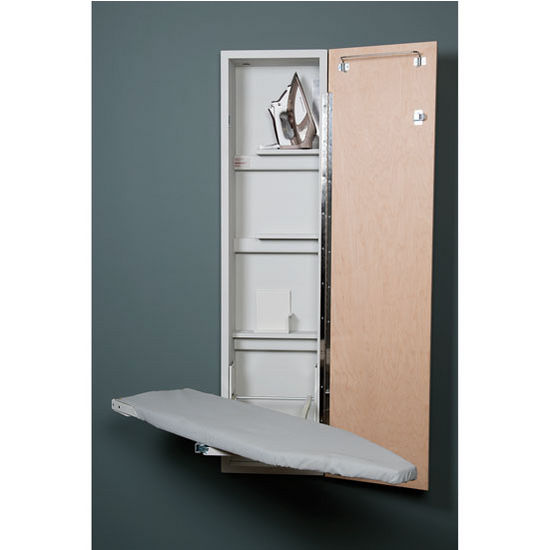 Ane 46 Premium Swivel Non Electric Recessed Or Surface Wall Mounted Built In Ironing