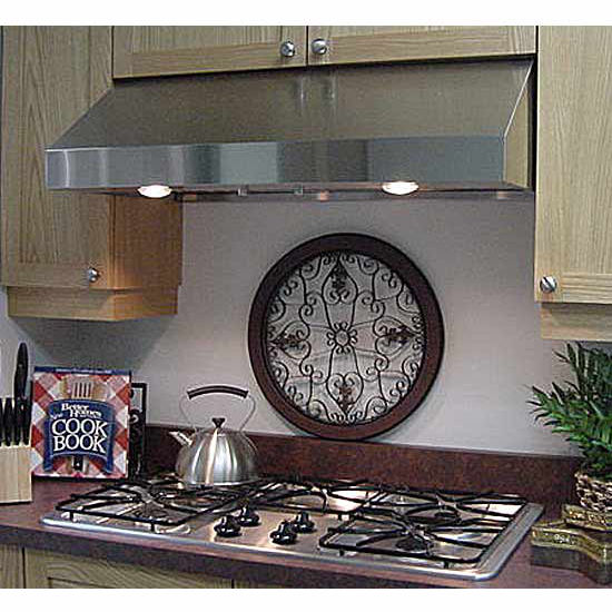 """Imperial Select 10"""" 1900 Series Cabinet Mount Mount Range Hood, 7"""" Duct"""